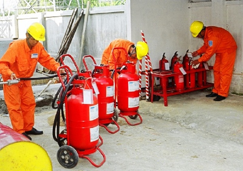 Các biện pháp an toàn PCCC đối với dạng nhà ống
