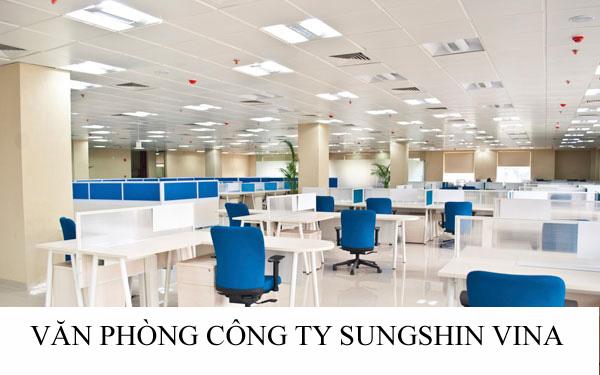 Văn phòng công ty TNHH SungShin Vina (Tầng 25 Keangnam)