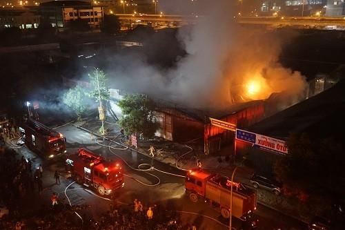 PCCC: 6 kỹ năng thoát nạn khi cháy, nổ xảy ra tại trường học