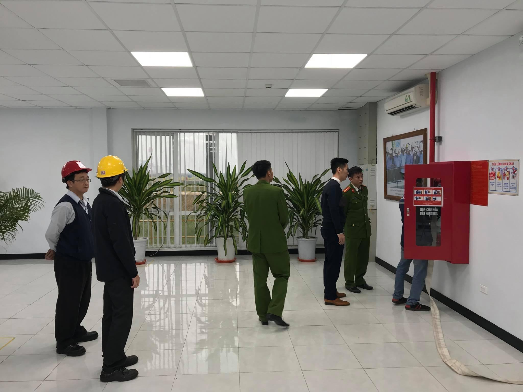 Phòng cháy 3S nhận thi công PCCC tại Hà Nội và các quận huyện tỉnh thành lân cận