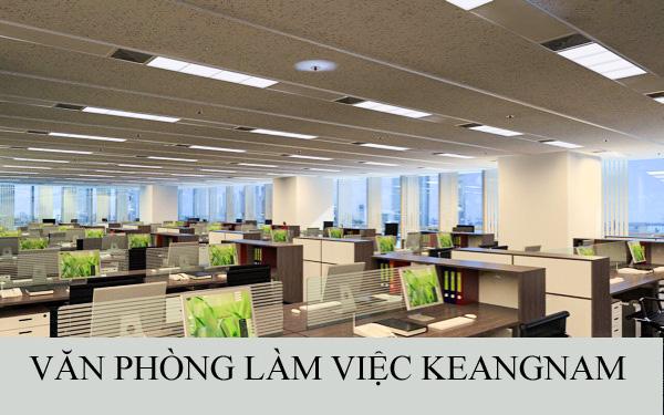 Văn phòng làm việc tầng 3 tháp B, KeangNam