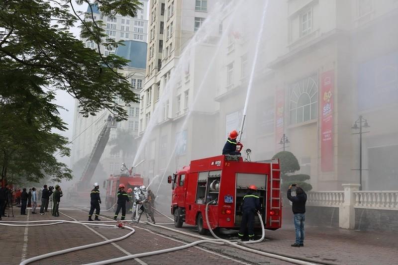 PCCC: Đẩy mạnh tuyên truyền phòng cháy, chữa cháy