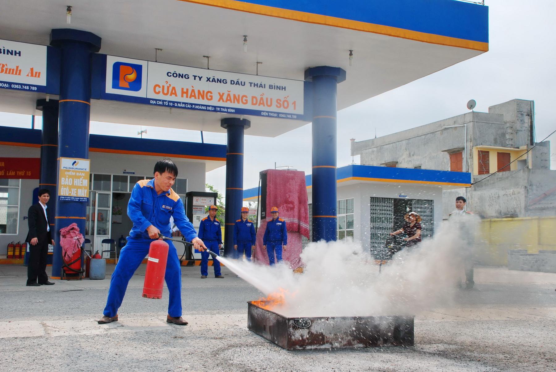PCCC: Tầm quan trọng phòng chống cháy nổ và giải pháp xử lý