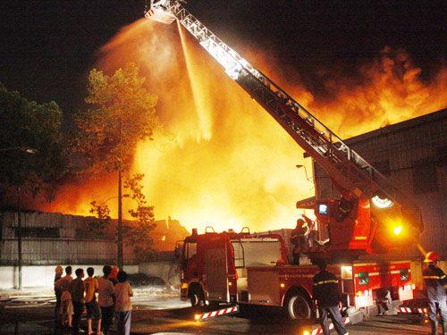 Thi công PCCC Hà Nội : An toàn cháy nổ tại làng nghề: Bao giờ hết nỗi lo?