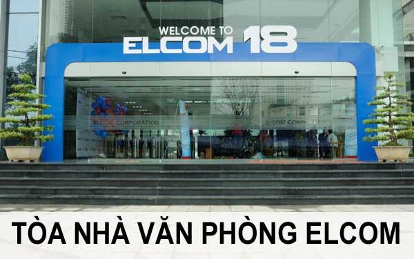 Lắp đặt nhiệm thu Hệ thống PCCC toà nhà văn phòng ELCOM
