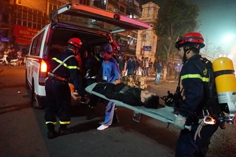 Phân loại phương tiện cứu nạn cứu hộ trong PCCC