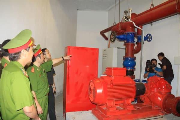 Những sai lầm khi thiết kế hệ thống phòng cháy chữa cháy