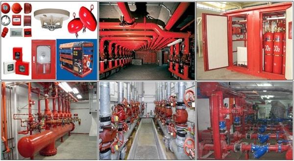 Phòng cháy chữa cháy 3S cung cấp dịch vụ bảo trì hệ thống PCCC